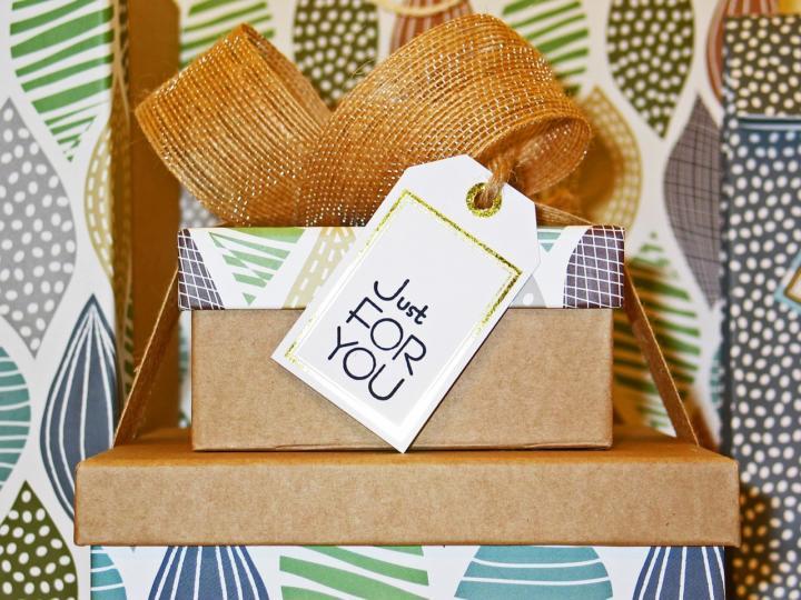 10 DIY-Geschenkideen für jede Gelegenheit