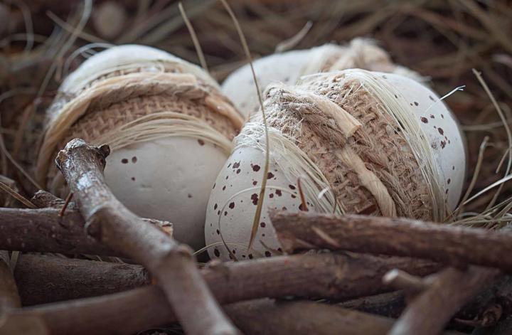 Ostereier dekorieren – Die 9 originellsten DIY-Ideen