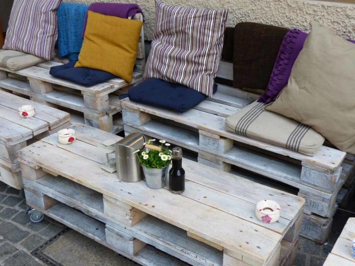 Upcycling-Möbel – 8 wirklich ausgefallene DIY-Ideen
