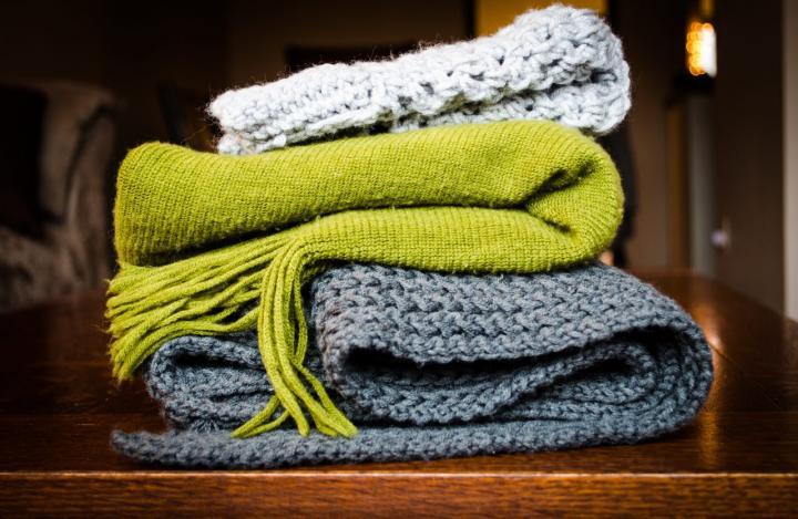 Schal selber nähen – Die 8 originellsten DIY-Ideen