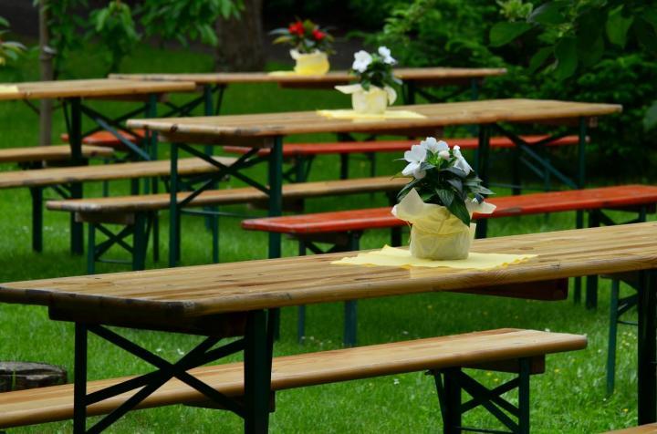 Gelungene Gartenparty - Schönste Deko-Ideen