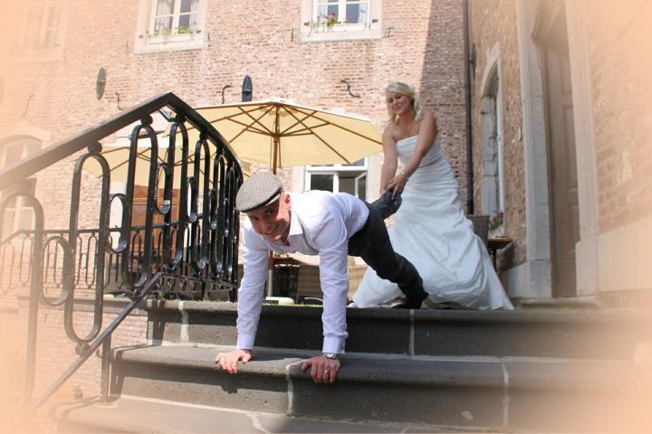 Spaß auf der Hochzeit - Die 6 lustigsten Spiele-Ideen