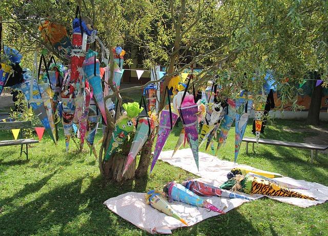 Die Einschulungsfeier - 7 DIY-Ideen rund ums Thema
