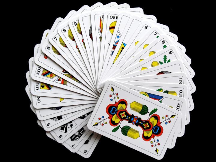 Kartenspiele selbst gemacht - 5 tolle und kreative Ideen