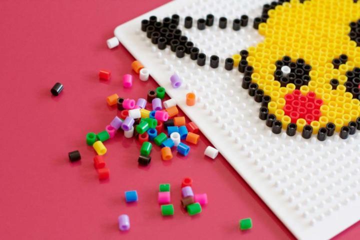 DIYs mit Bügelperlen - 7 kreative Ideen