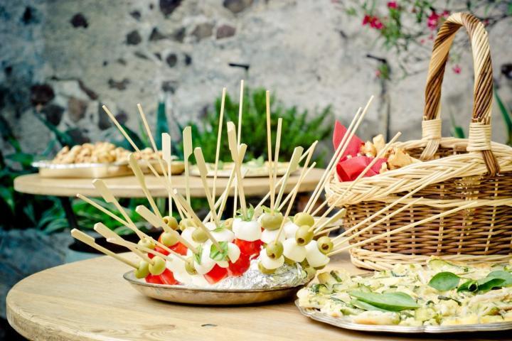 Snacks und Getränke für die Konfirmation - 9 schmackhafte Ideen
