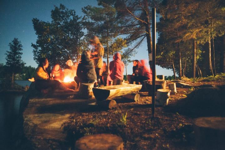 Camping - 6 hilfreiche DIY Ideen