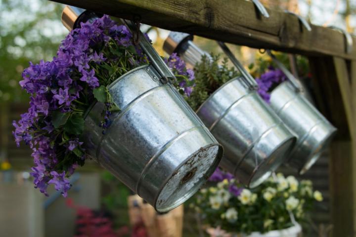 Garten- und Balkongestaltung - 6 tolle DIY-Ideen