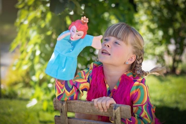 Handpuppen - 6 spielerische DIYs für eure Puppenkiste