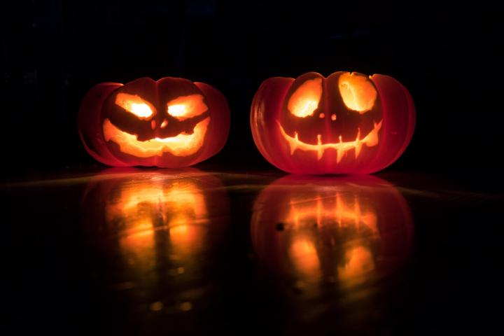 Happy Halloween – 5 kreative outdoor Dekorationen