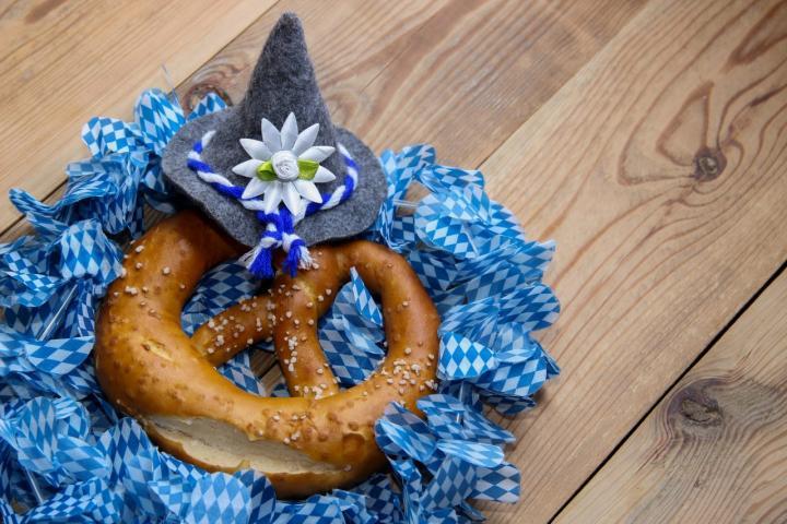 Oktoberfest Tischdeko - 5 traditionelle DIY Vorschläge