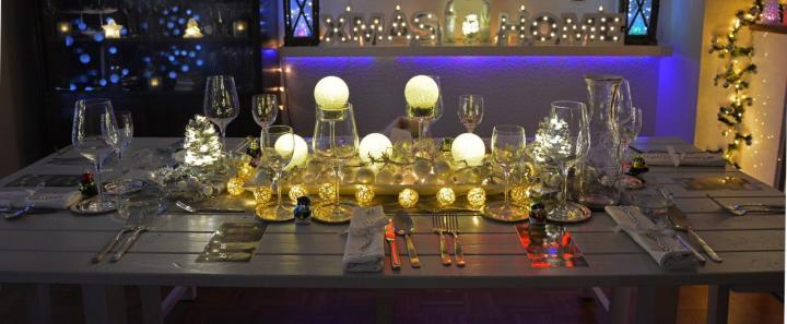 Tischdeko zu Weihnachten - 6 festliche DIY-Ideen