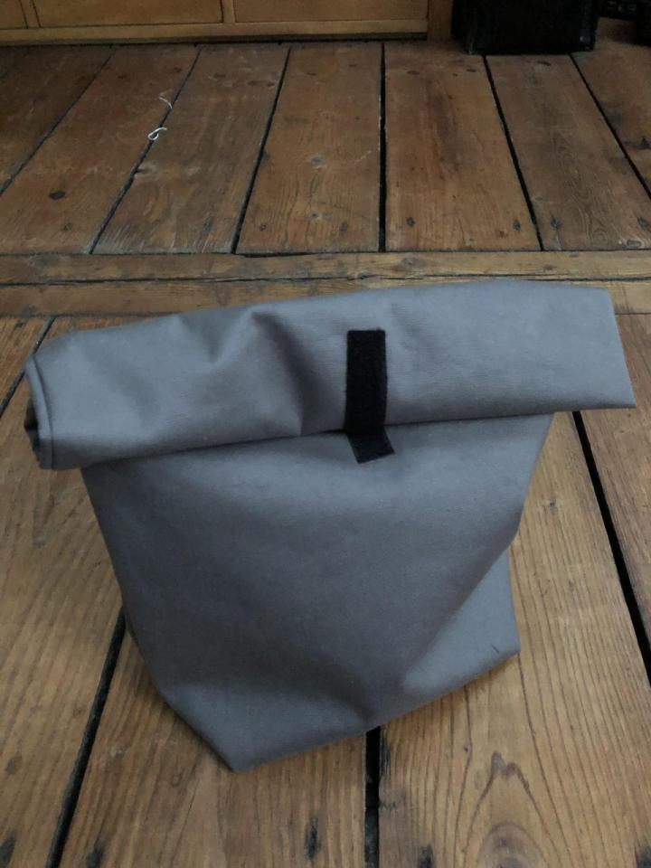 Lunchbag selber nähen - eine unkomplizierte Anleitung