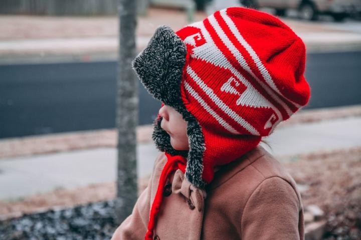 Babykleidung für den Winter - 5 warme Anleitungen
