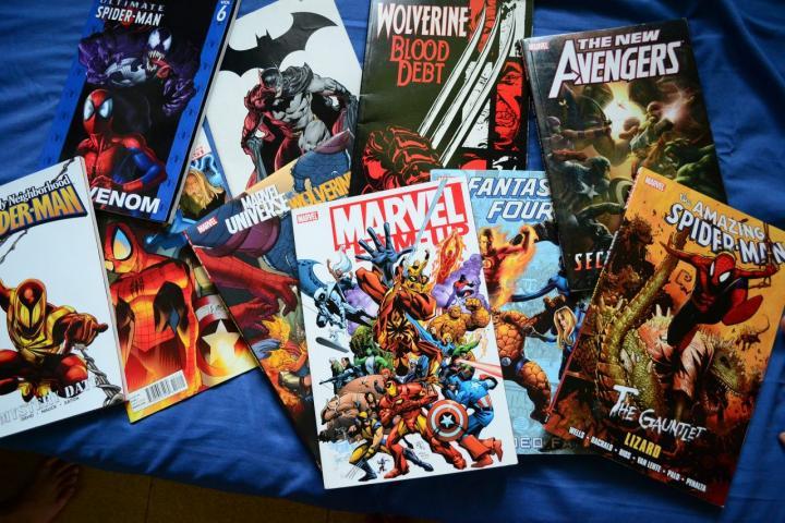 Alle Comic-Liebhaber aufgepasst - 5 Marvel DIYs