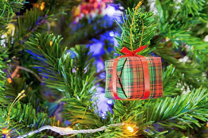 Geldgeschenke zu Weihnachten - Basteln und Falten