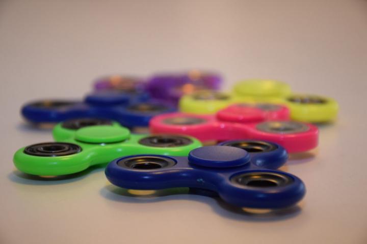 DIY Fidget Spinner - 6 ausgefallene Ideen