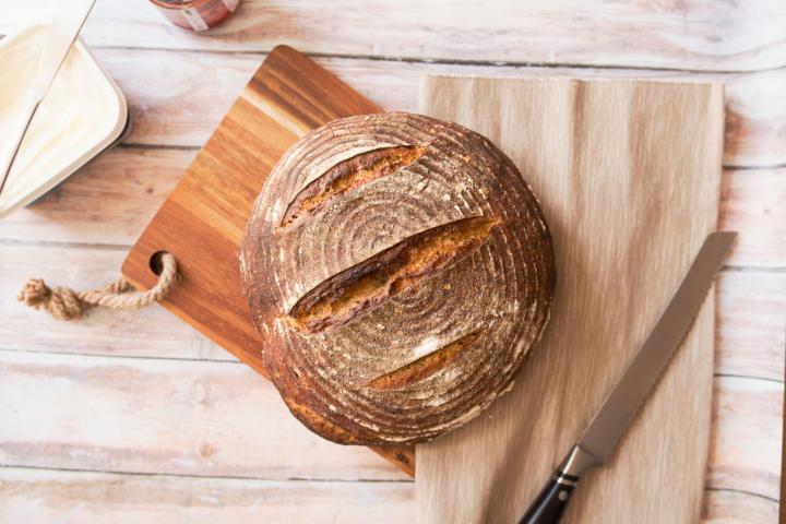 Brot backen mit Urgetreide - 5 gesunde Rezepte