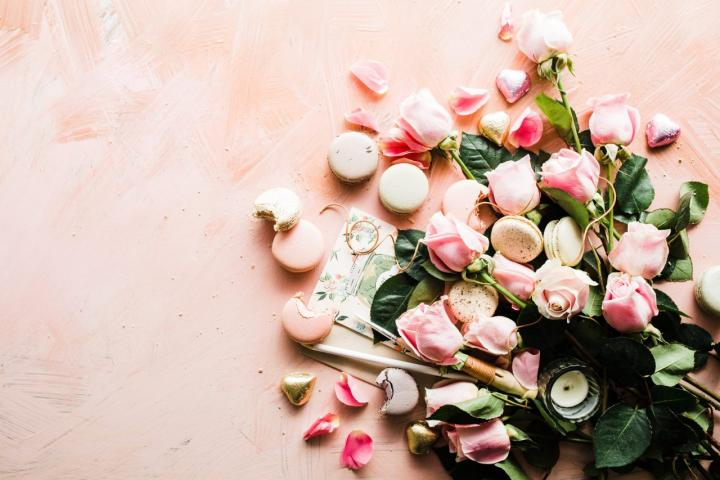 Valentinstag - 5 DIY Blumengeschenke