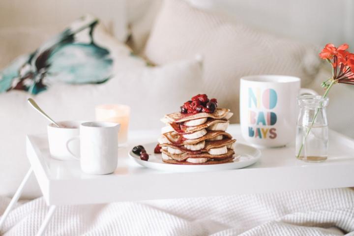Valentinstag - 5 Ideen für das perfekte Frühstück am Bett