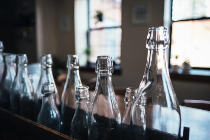 Upcycling - 5 kreative Ideen mit alten Glasflaschen