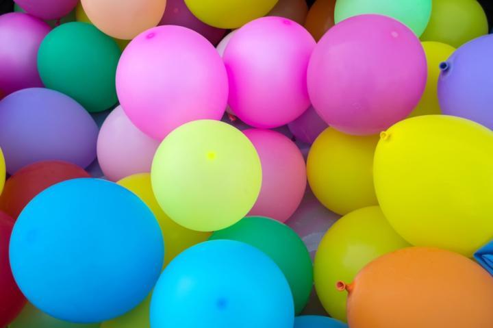 Luftballons - 8 schöne Ideenzum Basteln