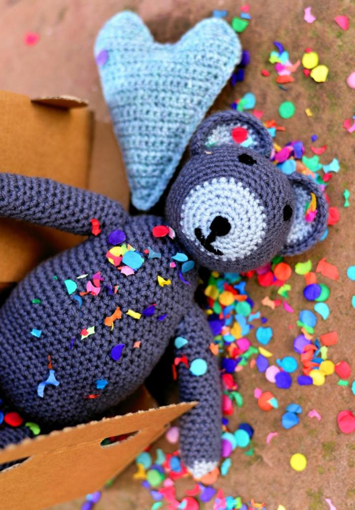 Babyspielzeug nähen & häkeln - 6 süße Ideen