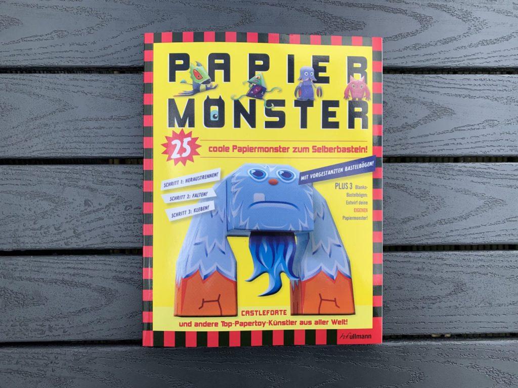 Papiermonster Coole Monster Zum Selbermachen Diy Family